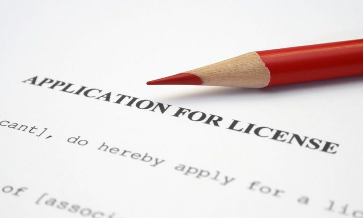 Application License