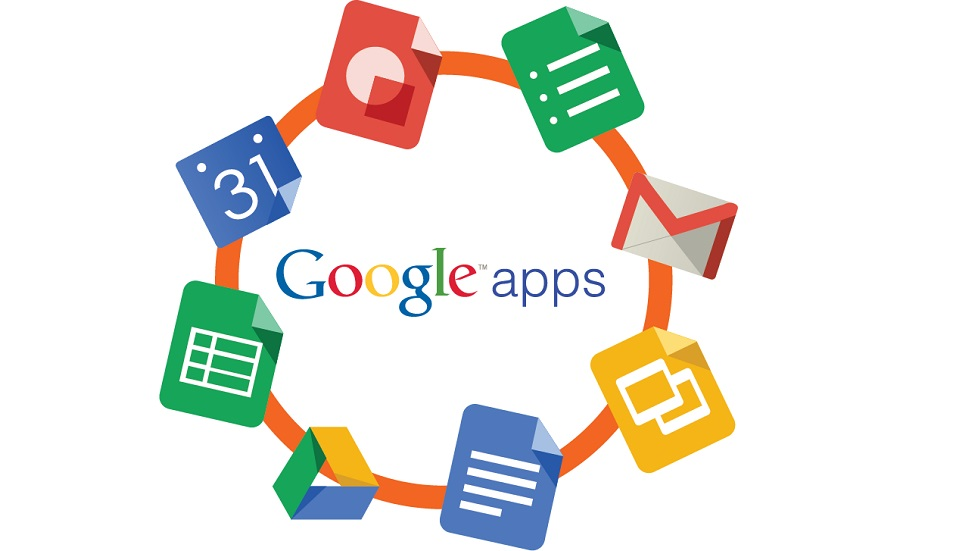 บริการ G Suite (Google Apps)